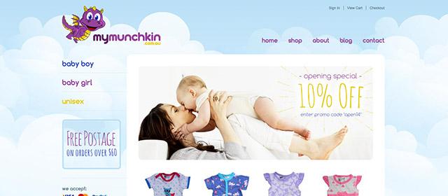 MyMunchkin.com.au Screenshot