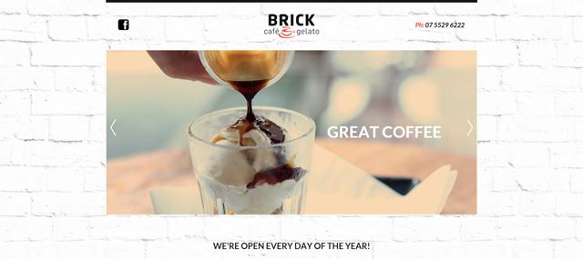 Brick Cafe' Screenshot