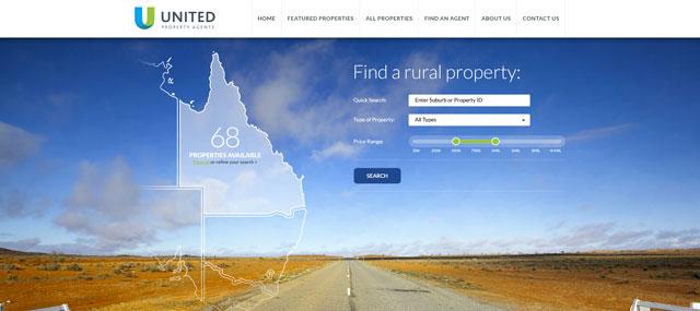 United Property Agents Screenshot