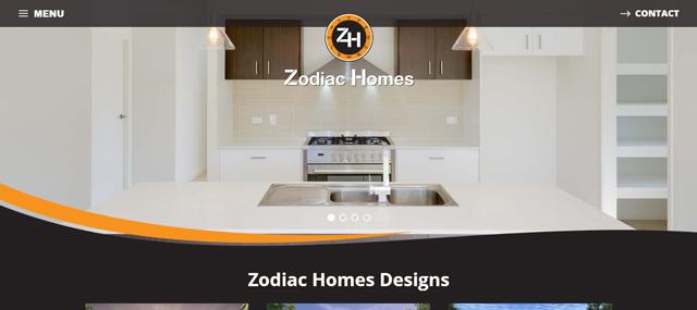 Zodiac Homes Screenshot